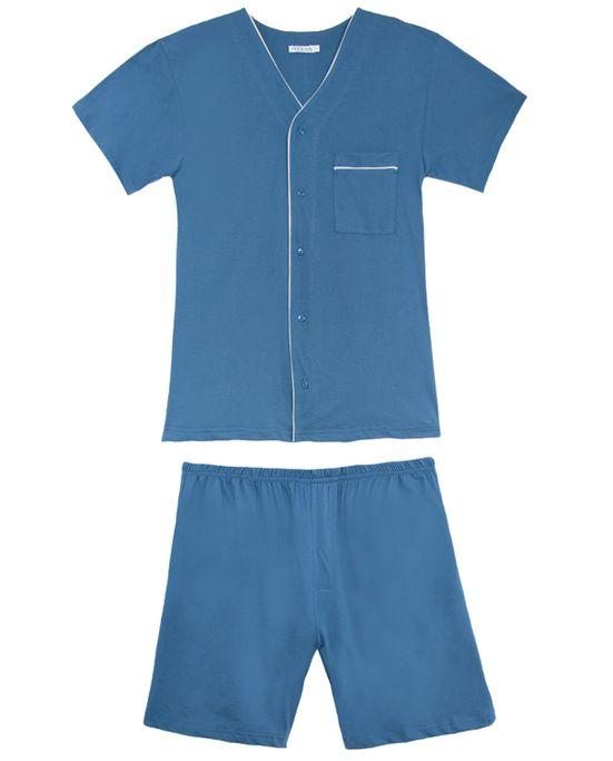 3519a0d7d84aa5 Pijama Masculino Podiun Aberto Bolso | Compre na Pijama Online ...