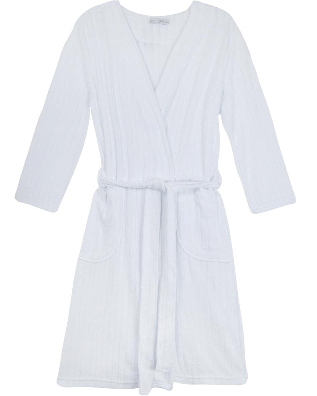 3b130fc30dbd5d Roupão feminino branco – Roupa de banho