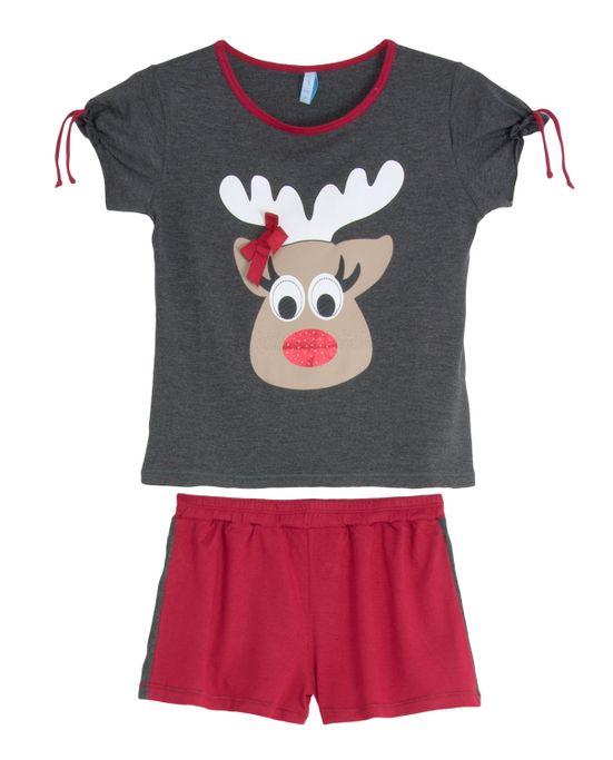 Short-Doll-Infantil-Joge-Manga-Curta-Viscolycra-Natal