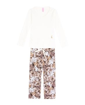 Pijama-Infantil-Feminino-Lua-Encantada-Calca-Dogs