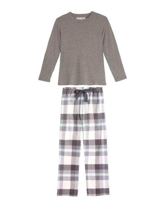 Pijama-Infantil-Masculino-Daniela-Tombini-Calca-Xadrez