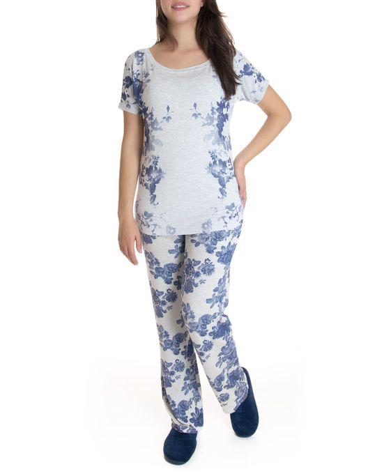 Pijama-Feminino-Any-Any-Manga-Curta-com-Calca
