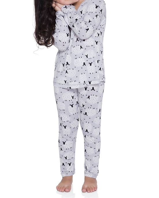 Pijama-Infantil-Feminino-Joge-Longo-Pinguim