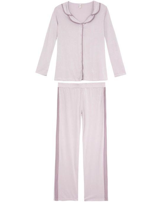 Pijama-Feminino-Joge-Longo-Aberto-Viscolycra