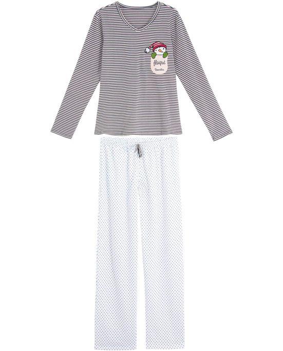 Pijama-Feminino-Recco-Calca-Moletinho-Pinguim