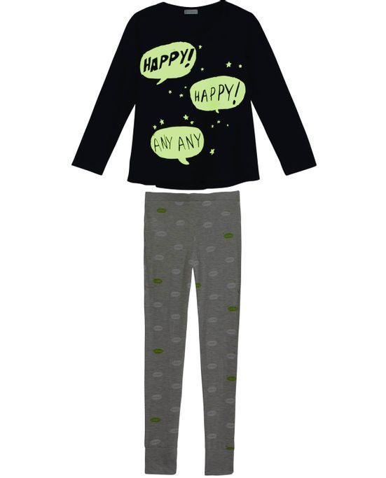 Pijama-Infantil-Feminino-Any-Any-Longo-Happy