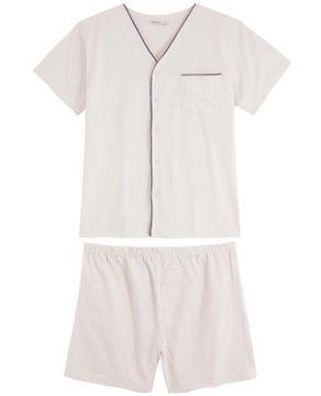 Pijama-Masculino-Podiun-Curto-Aberto