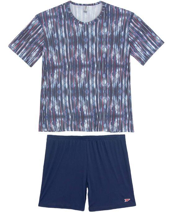 Pijama-Masculino-Recco-Curto-Microfibra