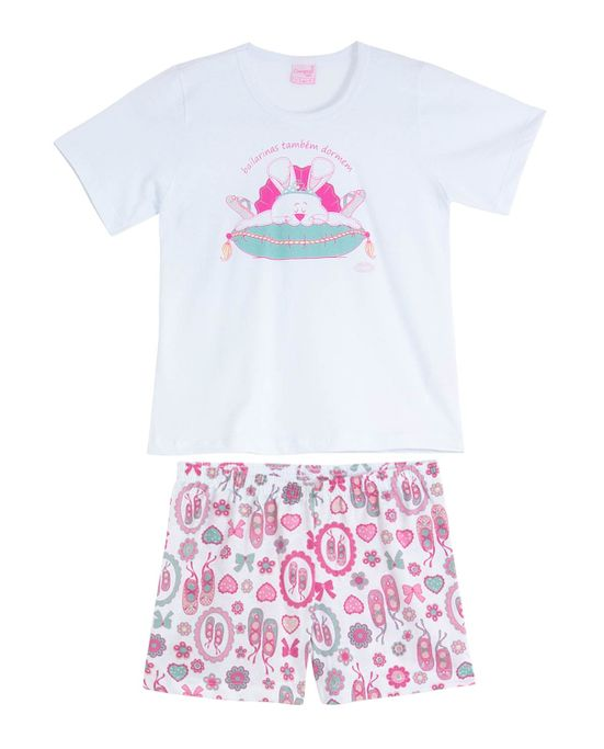 Short-Doll-Infantil-Compose-Manga-Curta-Coelho