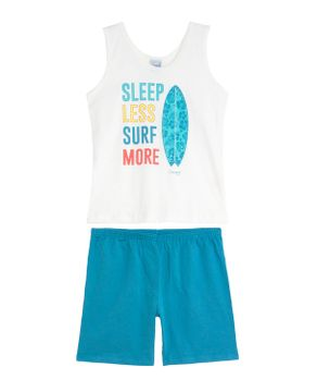 Pijama-Infantil-Masculino-Compose-Regata-Surf