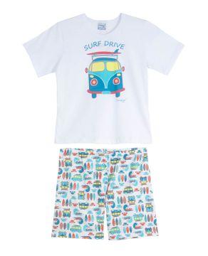 pijama-infantil-masculino-compose-bermuda-kombi