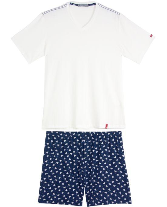 Pijama-Masculino-Daniela-Tombini-Bermuda-Navy