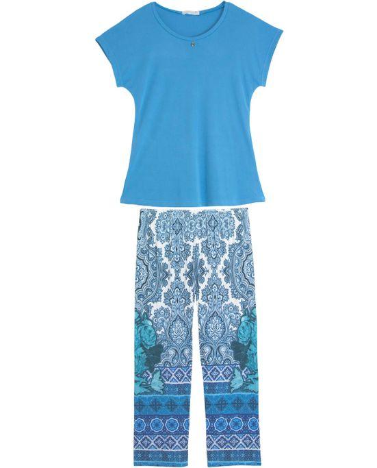 Pijama-Feminino-Daniela-Tombini-Pescador-Azulejo