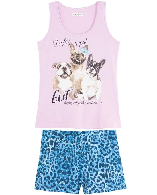 Short-Doll-Estilo-Sul-Regata-100--Algodao-Bulldogs
