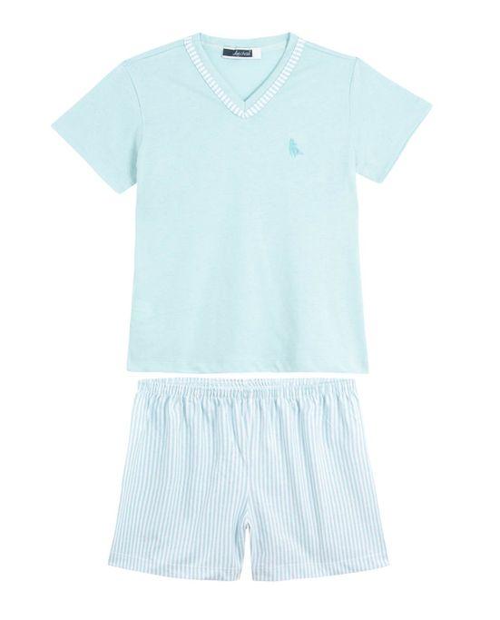 Pijama-Infantil-Masculino-Lua-Cheia-Short-Listras