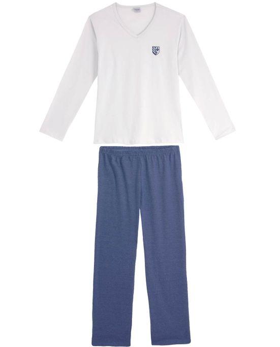 Pijama-Masculino-Lua-Encantada-Longo-Brasao