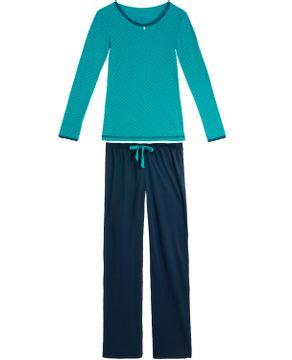 Pijama-Feminino-Daniela-Tombini-Longo-Poa-Canelado