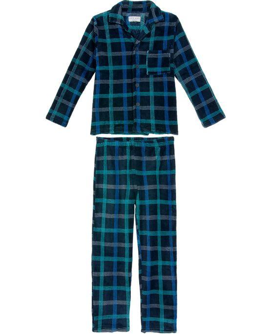 Pijama-Masculino-Any-Any-Soft-Aberto-Xadrez