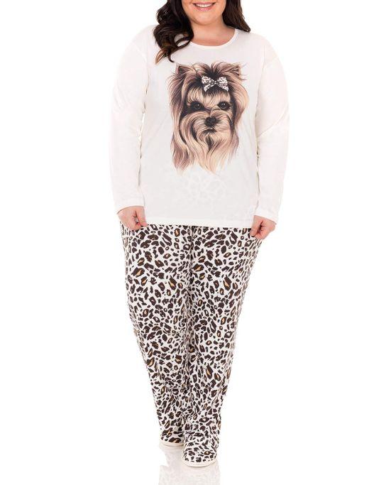 Pijama-Plus-Size-Feminino-Lua-Encantada-Yorkshire