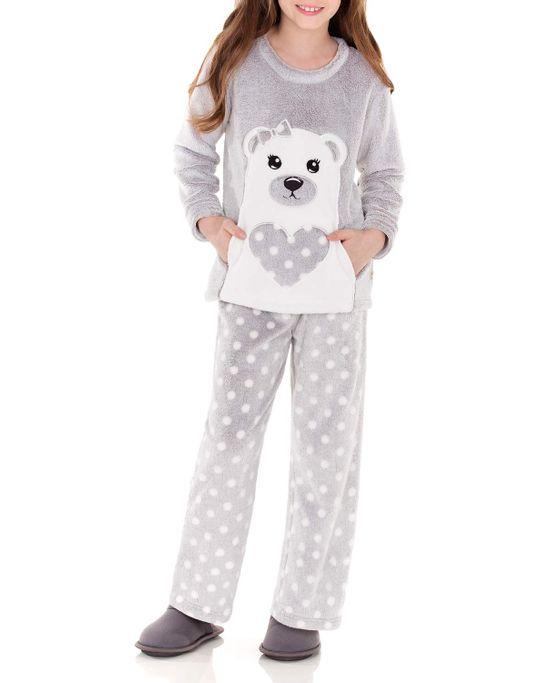 Pijama-Infantil-Feminino-Lua-Encantada-Soft-Ursa