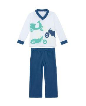 Pijama-Infantil-Masculino-Dedeka-Moletinho-Motos