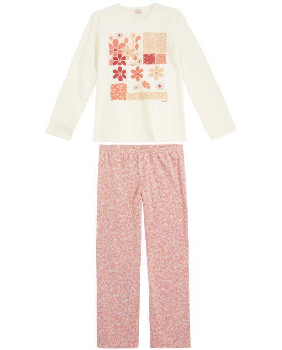 Pijama-Feminino-Compose-Longo-Soft-Floral