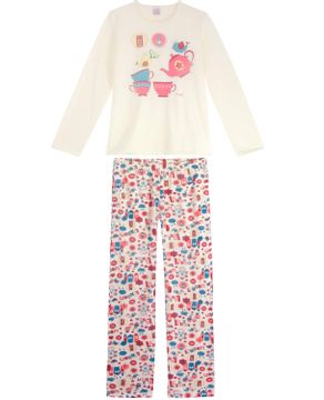 Pijama-Feminino-Compose-Longo-Moletinho-Xicaras