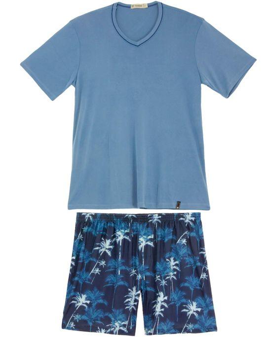 Pijama-Masculino-Daniela-Tombini-Curto-Microfibra