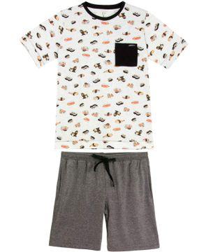Pijama-Masculino-Lua-Lua-Verao-Algodao-Sushis