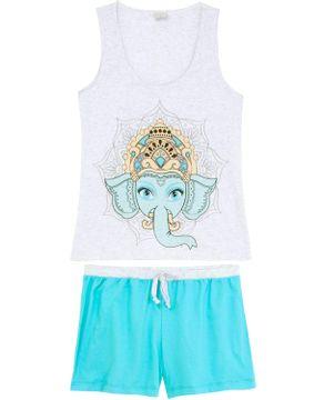 Shortdoll-Lua-Encantada-Algodao-Elefante-Mandala