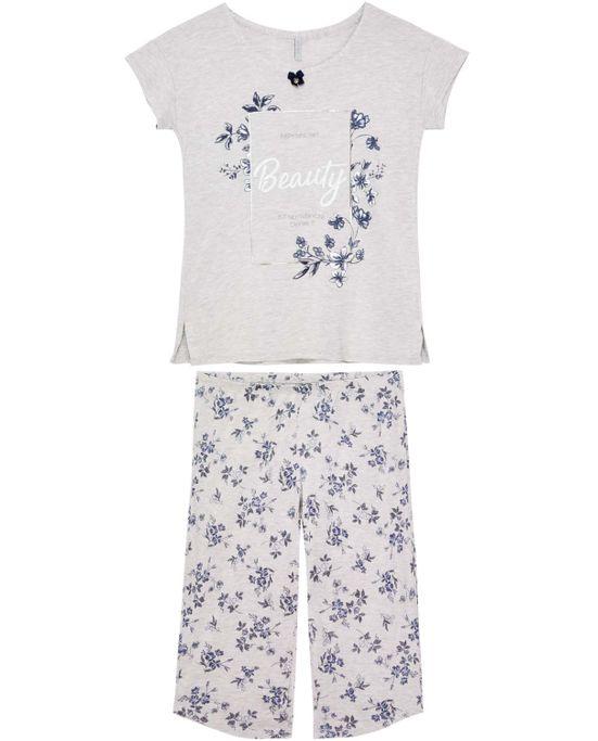 Pijama-Feminino-Lua-Lua-Pescador-Viscolycra-Floral