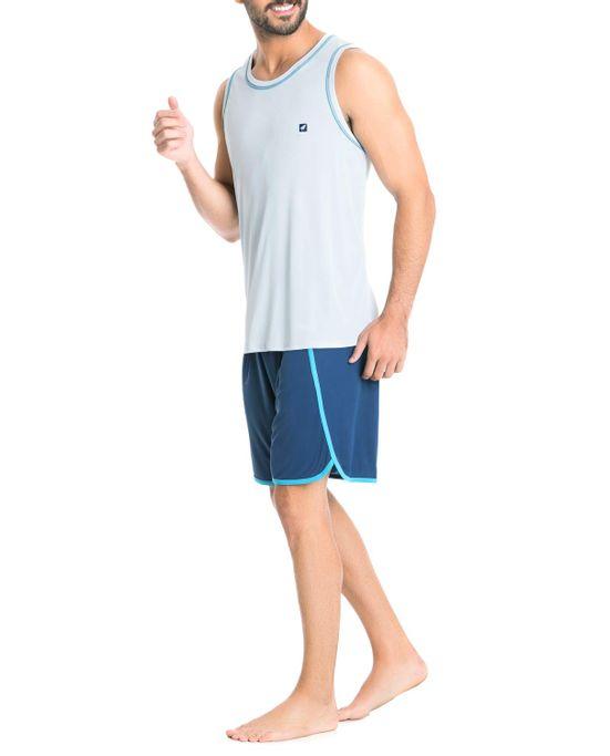 Pijama-Masculino-Recco-Curto-Regata-Microfibra