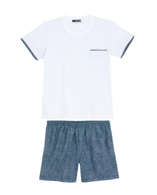 Pijama-Infantil-Masculino-Lua-Cheia-Bermuda-Jeans