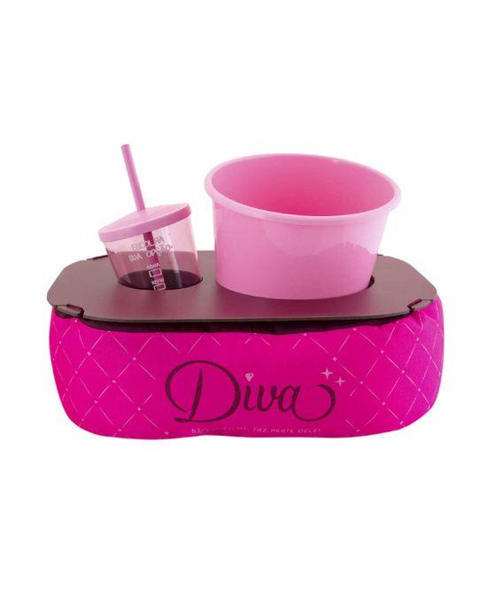 8445a190c38438 Kit Almofada de Pipoca Uatt? Individual Diva - Rosa | Compre na ...