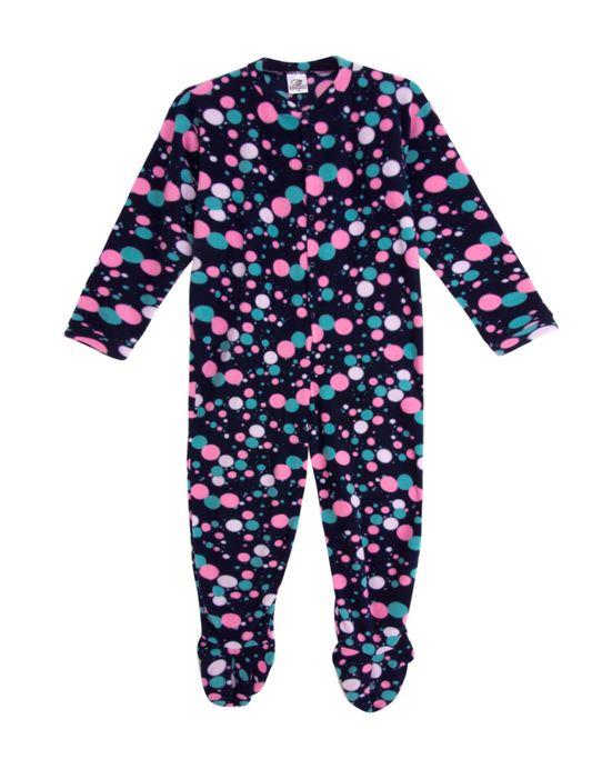 63ed3c8761dd03 Macacão Infantil com Pé Papa's Wave Soft com Pé | Pijama Online ...