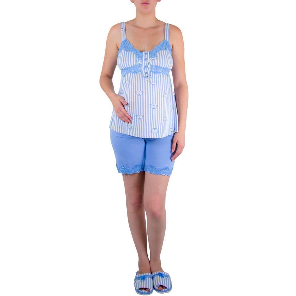 SHORT-DOLL-VERAO-GESTANTE-BLUE