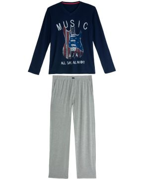 Pijama-Masculino-Any-Any-Viscolycra-Guitarra