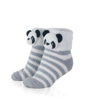 Meia-Infantil-Femina-Any-Any-Soft-Panda-Listras