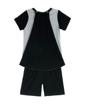 Pijama-Infantil-Masculino-Turma-da-Mel-Batman