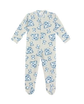 Macacao-Infantil-Unissex-Papa-s-Wave-Soft-Urso