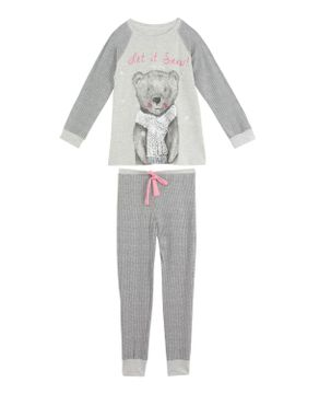 Pijama-Infantil-Feminino-Any-Any-Longo-Urso