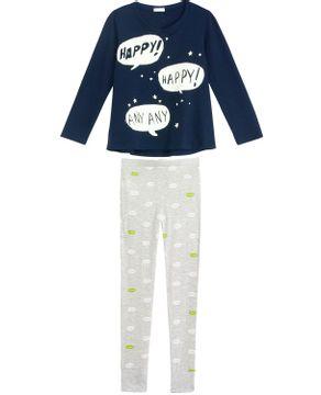 Pijama-Infantil-Feminino-Any-Any-Longo-Happy
