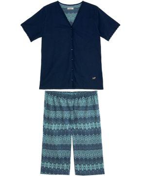 Pijama-Feminino-Estilo-Sul-Pescador-Aberto-Etnico