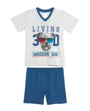 Pijama-Infantil-Masculino-Estilo-Sul-Cachorro-3D