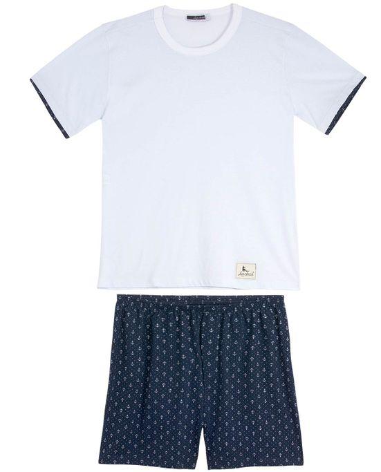 Pijama-Plus-Size-Masculino-Lua-Cheia-Short-Ancora