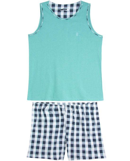 Pijama-Plus-Size-Masculino-Lua-Cheia-Regata