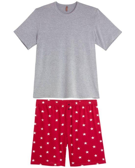 Pijama-Masculino-Joge-Viscolycra-Bermuda-Estrelas