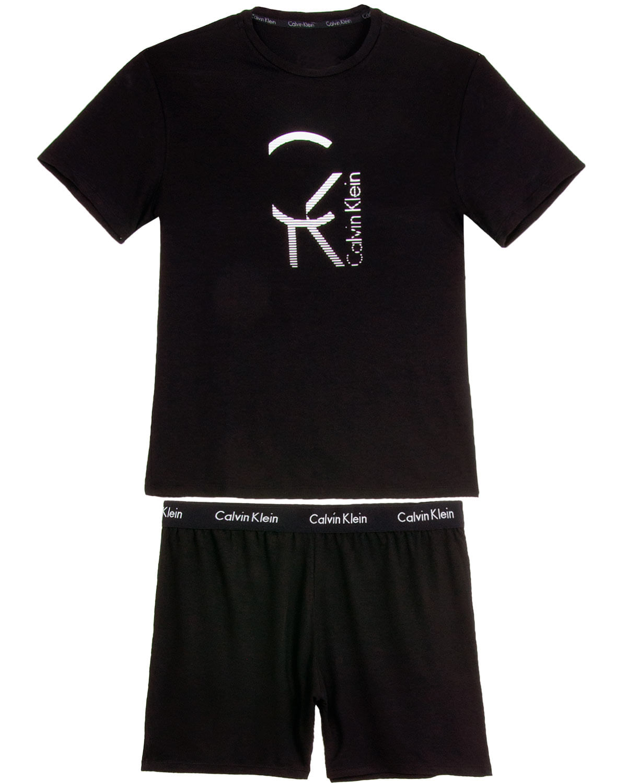 2244dc864a68c Pijama Masculino Calvin Klein Bermuda   Pijama Online - Pijama Online