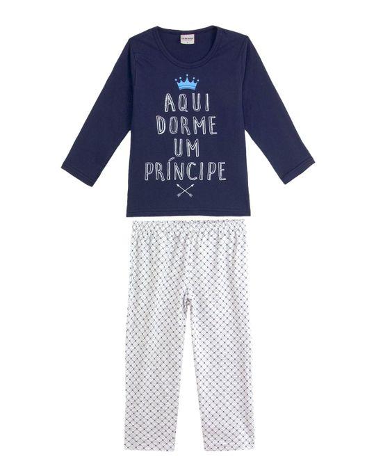 Pijama-Infantil-Masculino-Lua-Encantada-Longo-Principe