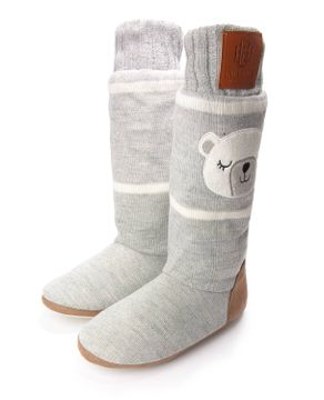 Bota-Pantufa-Lua-Lua-Cano-Alto-Urso